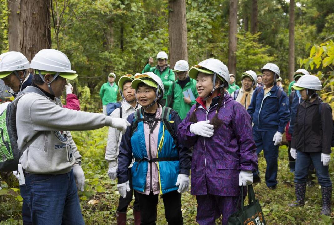 JA共済きずなの青い森プロジェクト